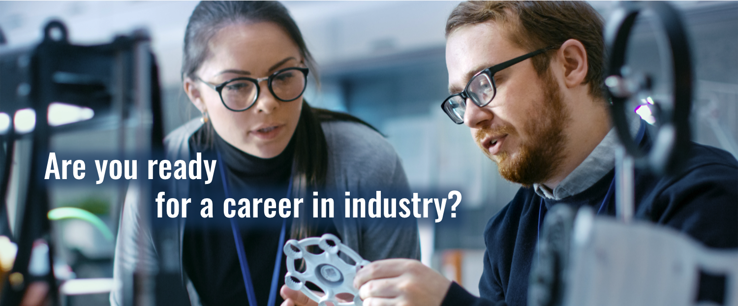TurningScience can help you build a career in industry